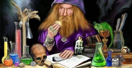 Современное средневековье — маги, ведьмы, колдуны, экстрасенсы