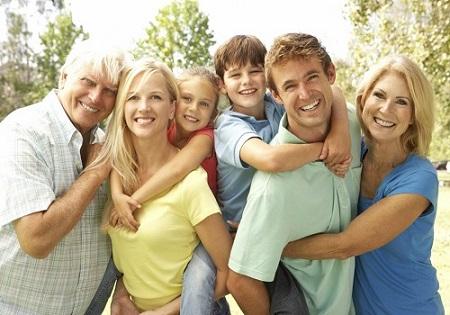 Психологический микроклимат в семье