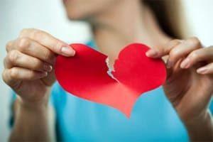 Как пережить расставание с мужем