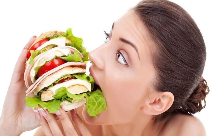 переедание и компульсивное переедание